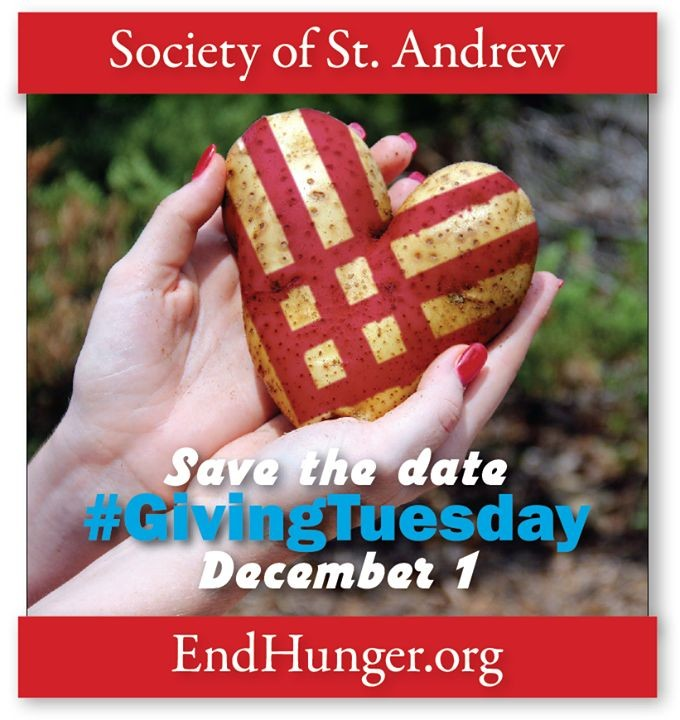 Case Study: Society of St. Andrew wins big by keeping things simple on #GivingTuesday