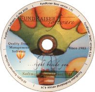 Free FundRaiser Software CD